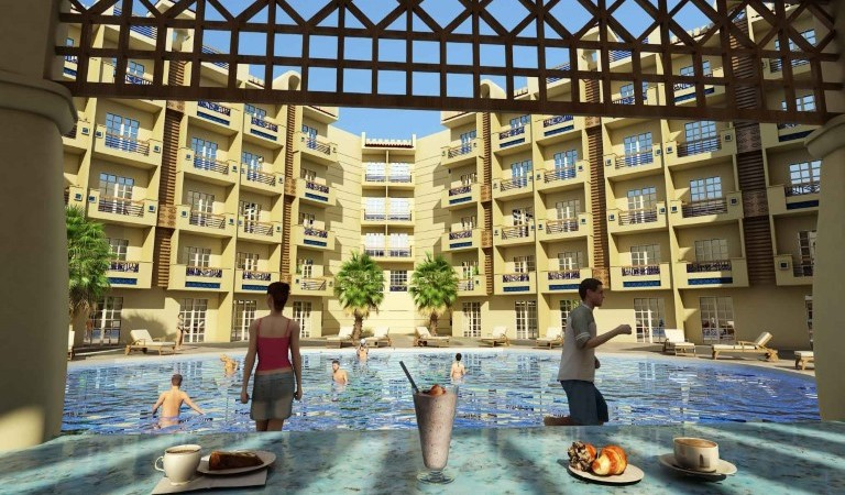 Tiba Resort Hurghada Property for sale