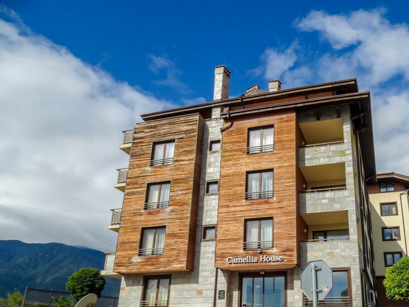 Furnished 1 Bed On Murite Camellia House Apartment For