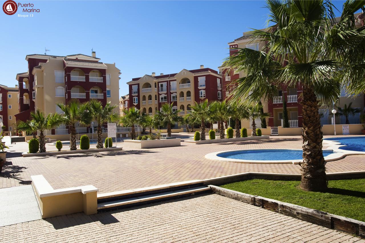 Apartments for sale in Los Alcazares, Spain