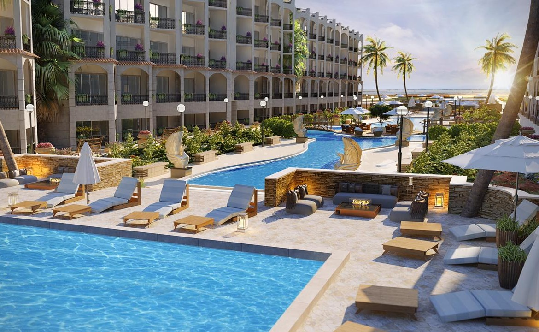 Selena Bay Hurghada Luxury Beach Front Resort For Sale In Hurghada